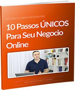 E-book 10 Passos Únicos para seu negócio online