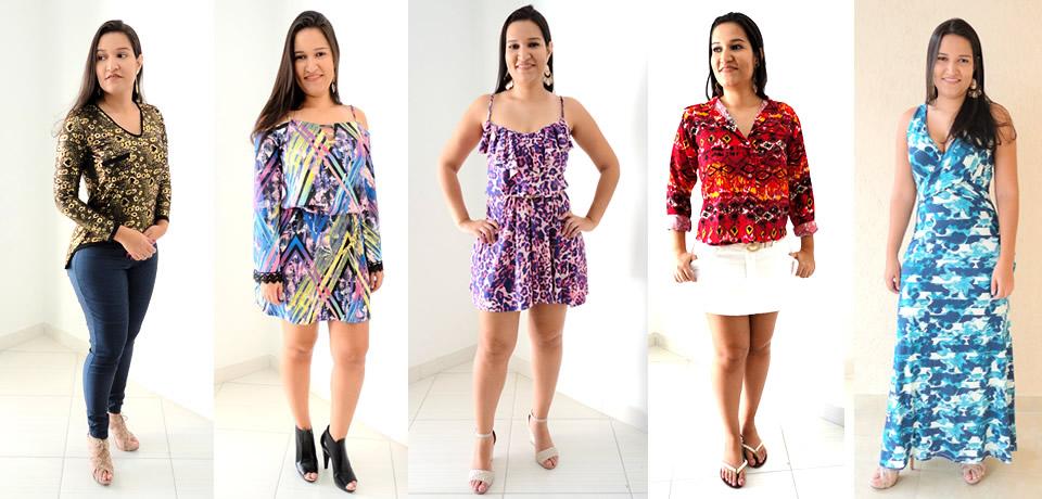 E-commerce roupas