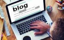 Como escolher um bom tema para seu blog